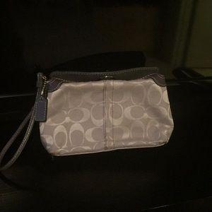 Coach wristlet bag (2009/2010)